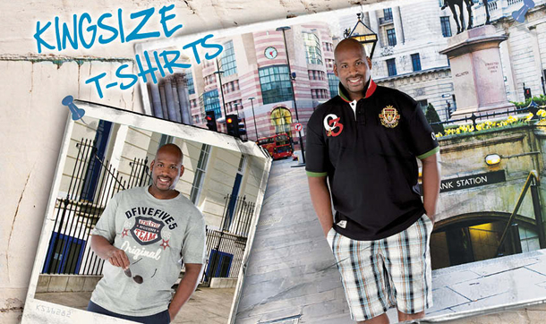 King Size T-Shirts