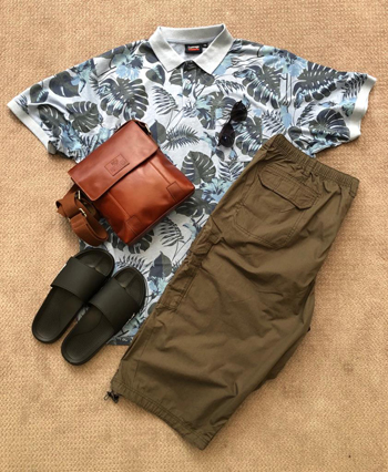 Summer Casuals Outfit