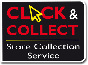 Click + Collect logo